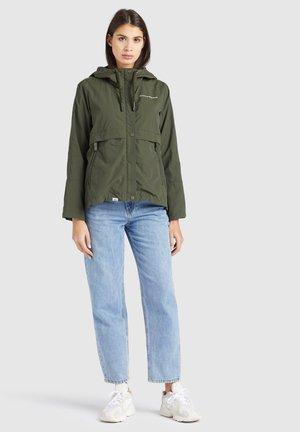 ZAHIRA - Summer jacket - oliv