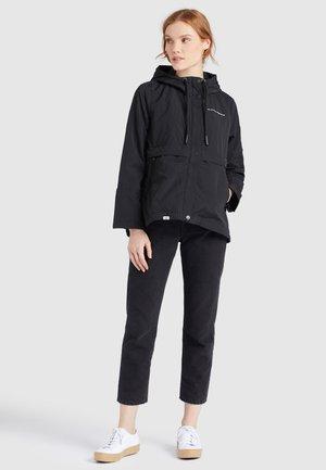 ZAHIRA - Summer jacket - black