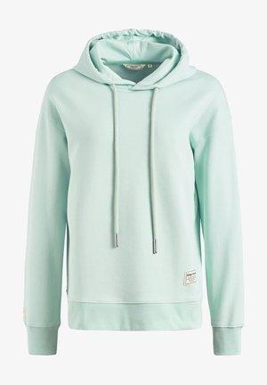 Jersey con capucha - turquoise