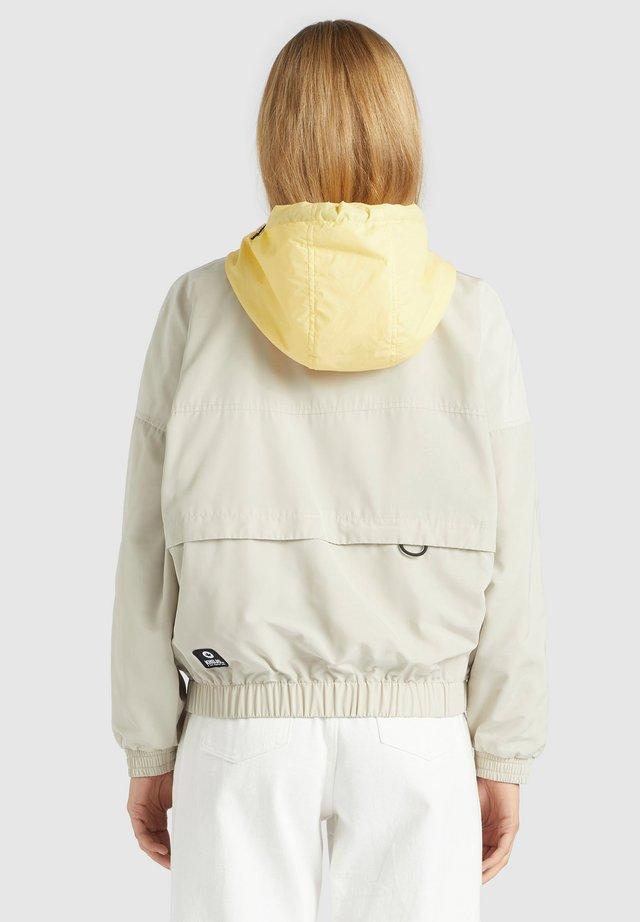 TOVAH - Summer jacket - beige