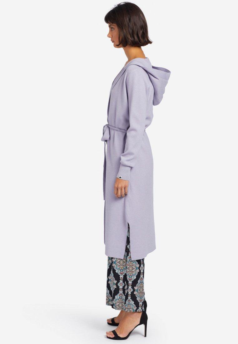 Khujo Berdini - Gilet Lilac