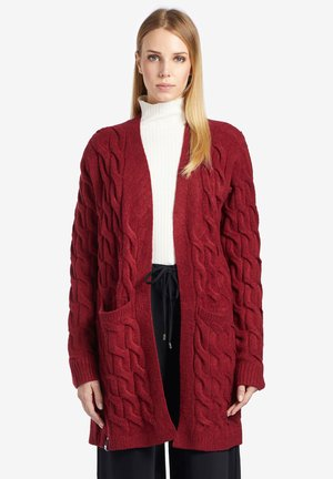 ANOUKA - Cardigan - red