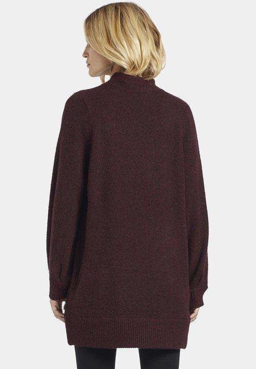 30% OBNIŻONE khujo PELINA - Sweter - red Odzież Damska AWNR-RF5