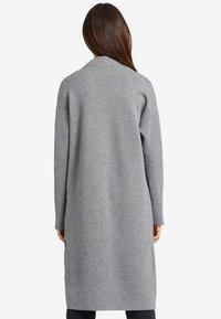 khujo - RUANA - Cardigan - light grey - 2