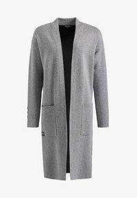 khujo - RUANA - Cardigan - light grey - 6