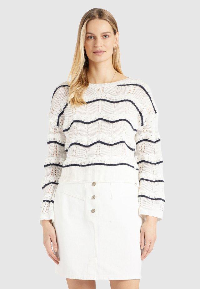 BHEKA - Jersey de punto - off-white