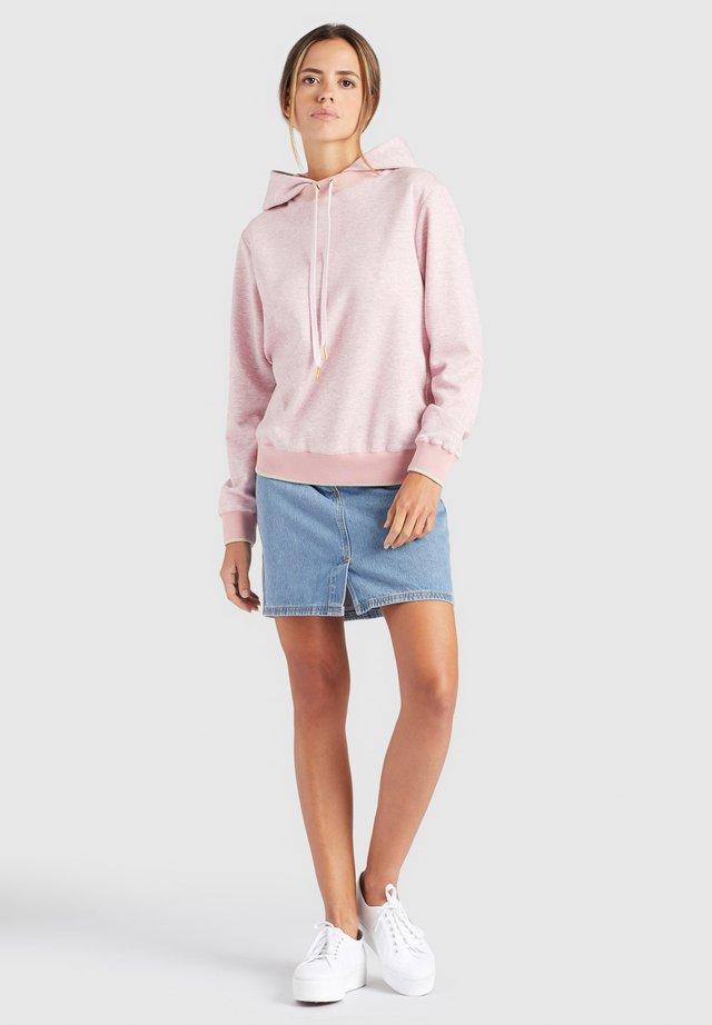 KANEETA - Bluza z kapturem - pink