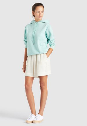 KANEETA - Hoodie - turquoise melange
