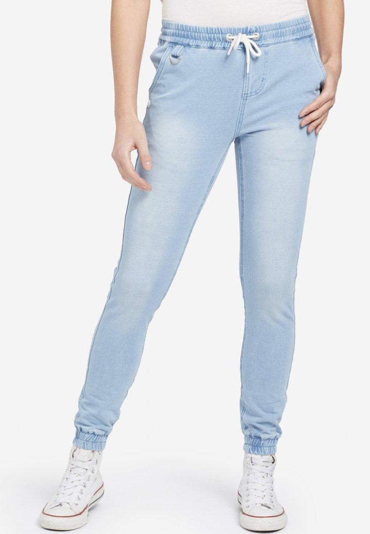 khujo - ERIE - Jean slim - blue