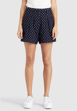 MANUSH - Shorts - dark blue
