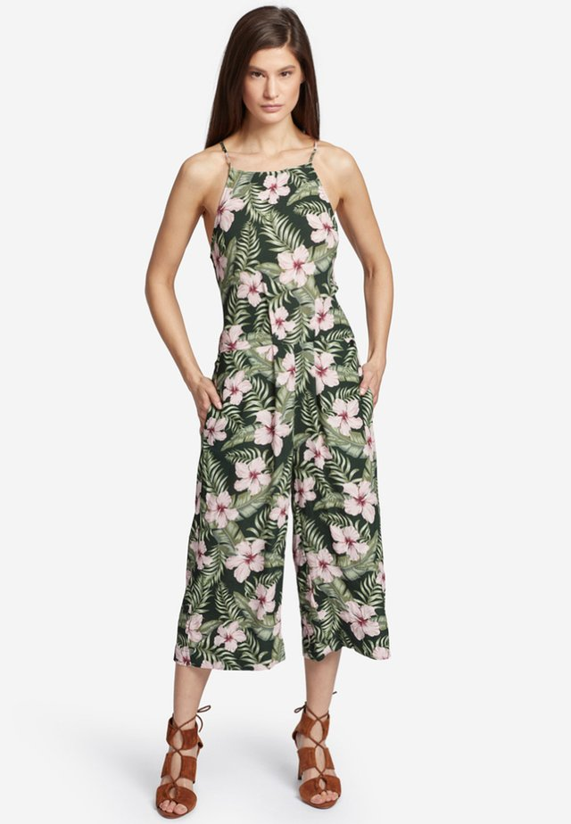 SOLENN - Overall / Jumpsuit /Buksedragter - green