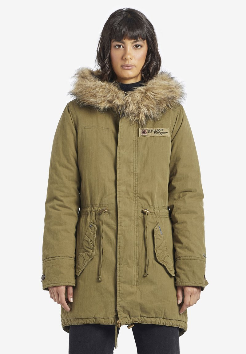 khujo - KENITA - Parka - light green