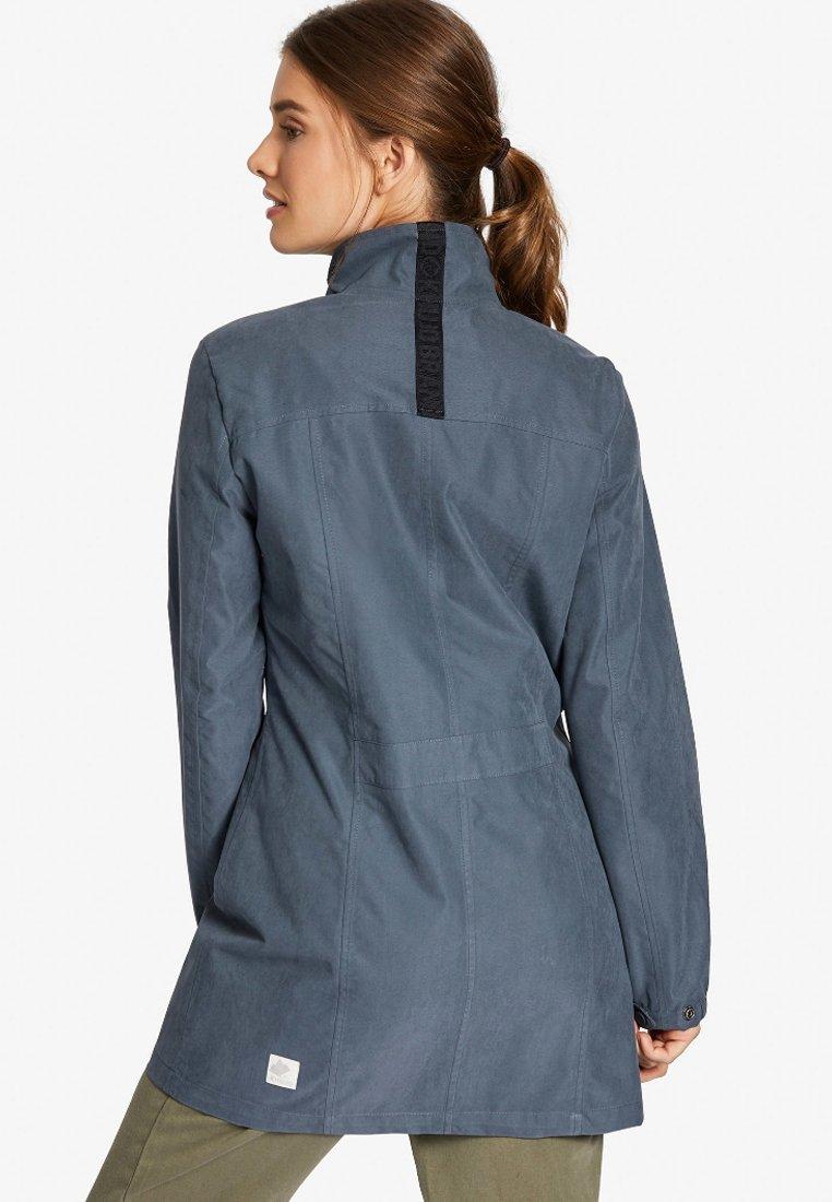 Khujo Piruschka - Short Coat Blau