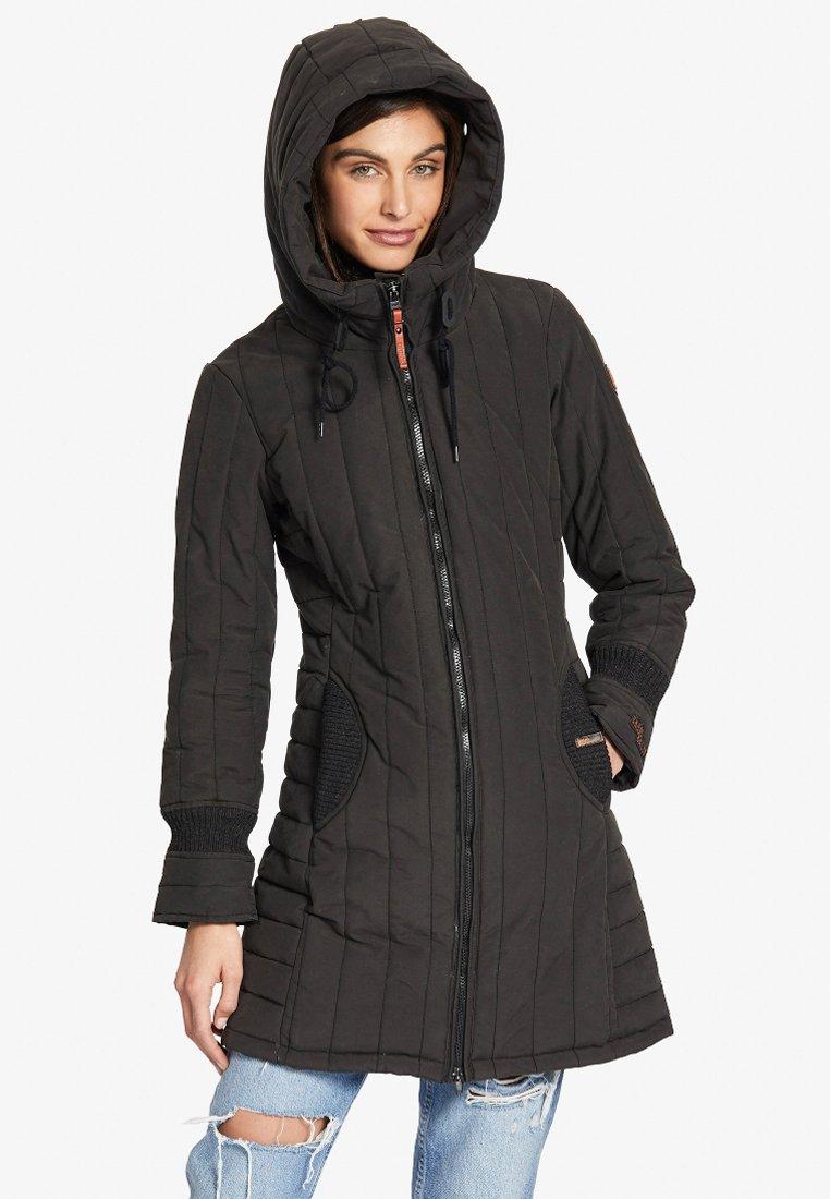 khujo - JERRY PRIME - Winter coat - black