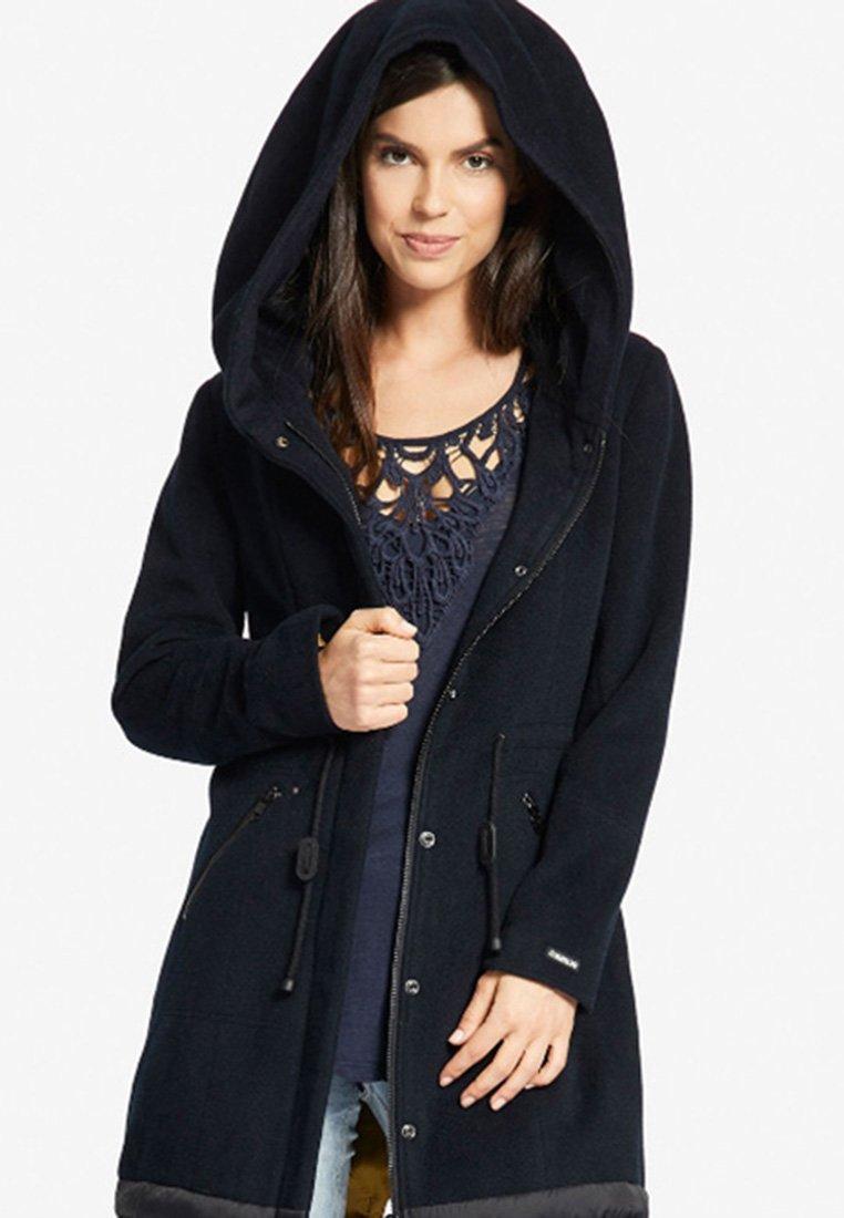 khujo - MOROWA - Classic coat - dark blue