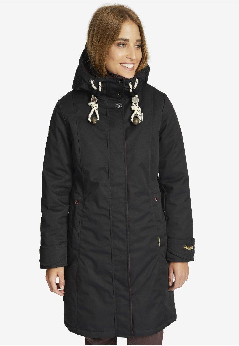 khujo - TRINA - Winter coat - black