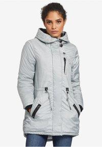 khujo - ASAMI - Abrigo de invierno - light grey - 0