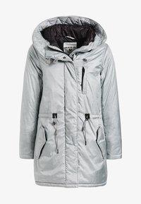 khujo - ASAMI - Abrigo de invierno - light grey - 8