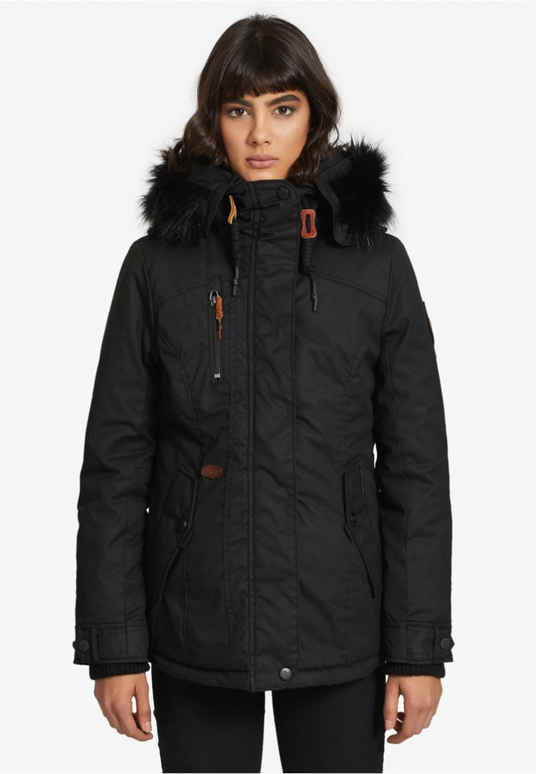 khujo - ATALIA - Winter jacket - black