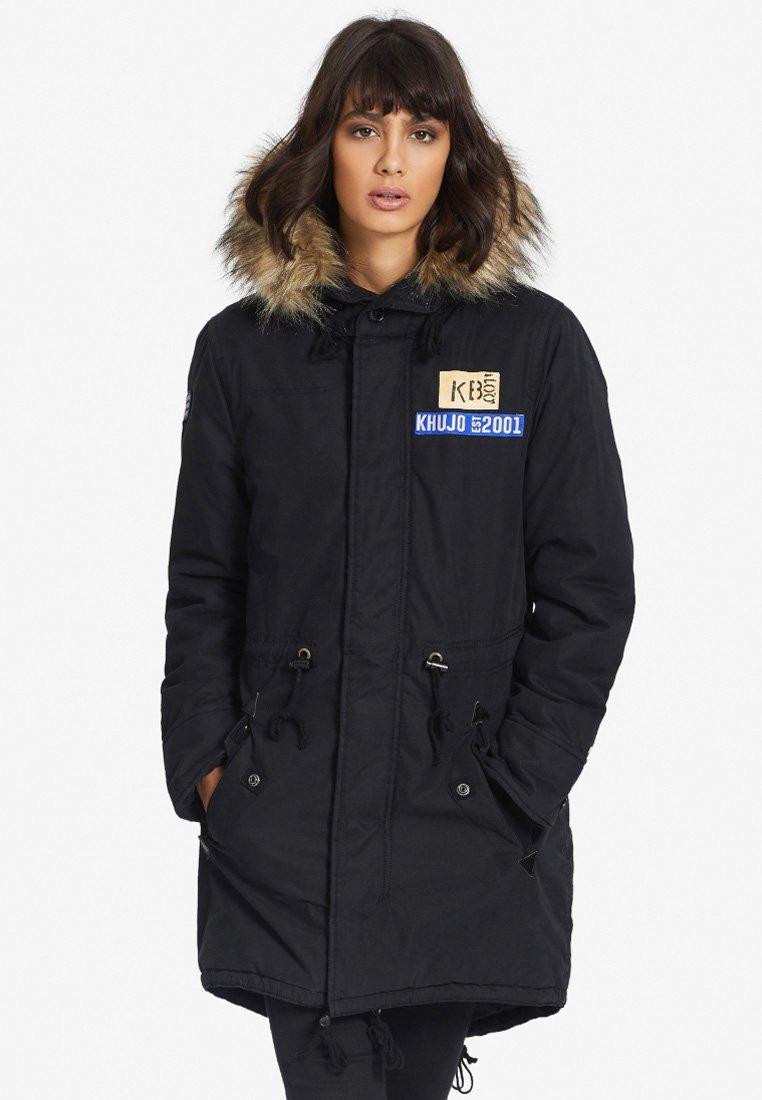 khujo - KENITA2 - Winter coat - black