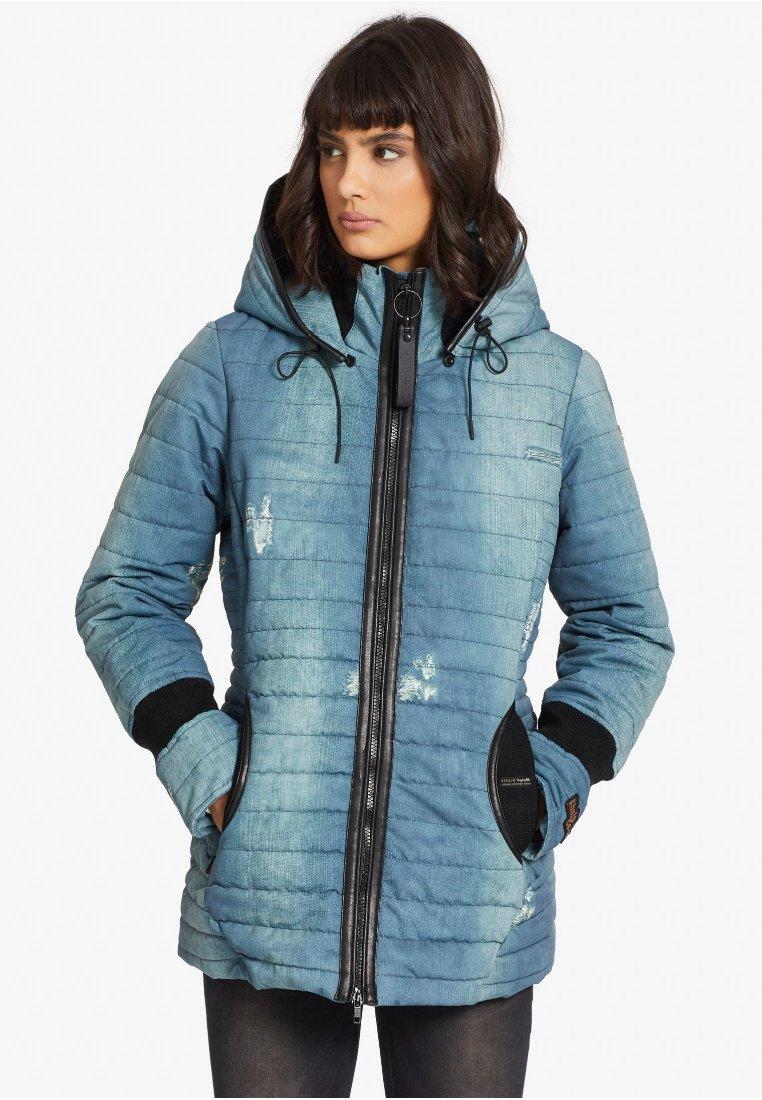 khujo - MIDD2 - Winter jacket - blue