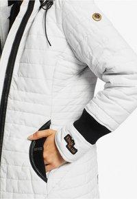 khujo - MIDD2 - Veste d'hiver - white - 4