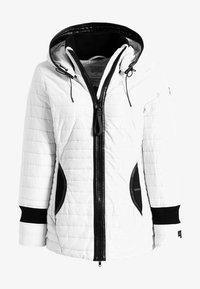 khujo - MIDD2 - Veste d'hiver - white - 6