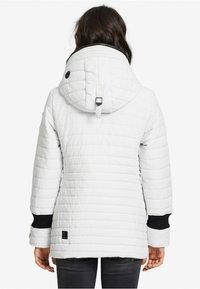 khujo - MIDD2 - Veste d'hiver - white - 2
