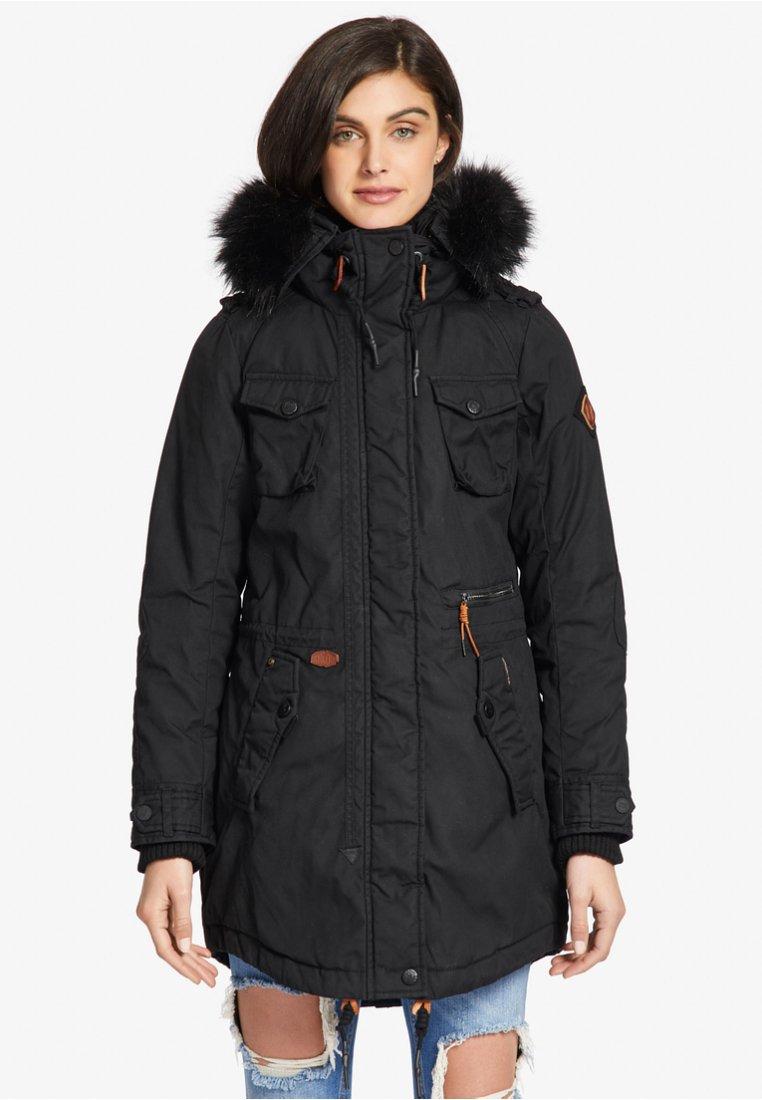 khujo - FAIKA - Winter coat - black