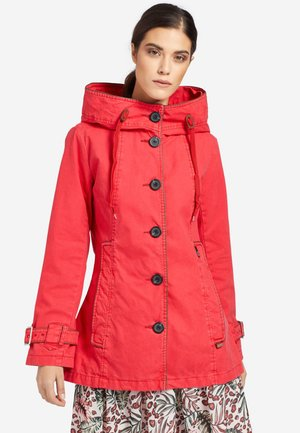 NUYDED - Parka - red