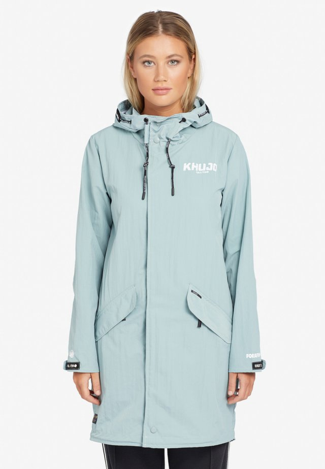 ANNKLEA - Parka - Light Blue