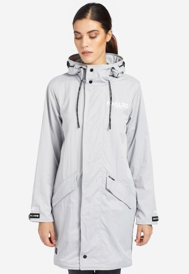ANNKLEA - Parka - light grey