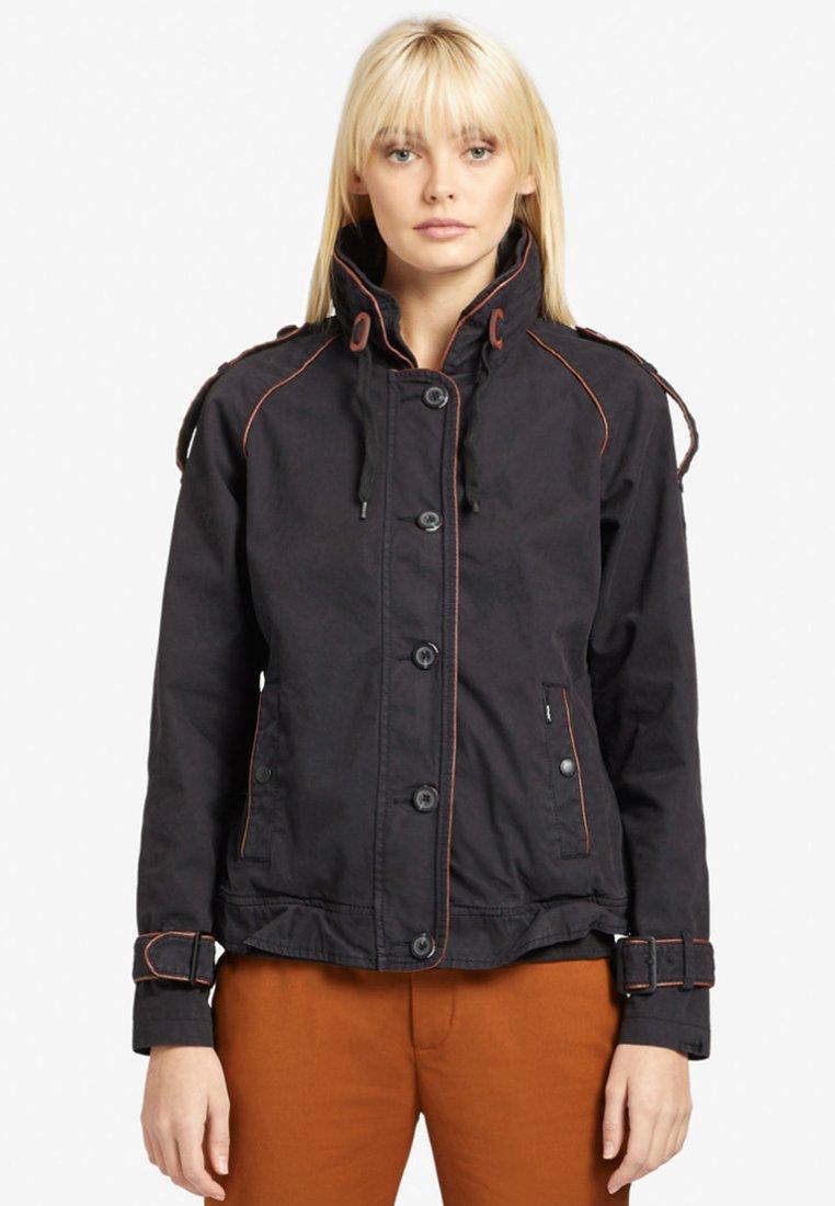 khujo - STACEY - Outdoor jacket - black