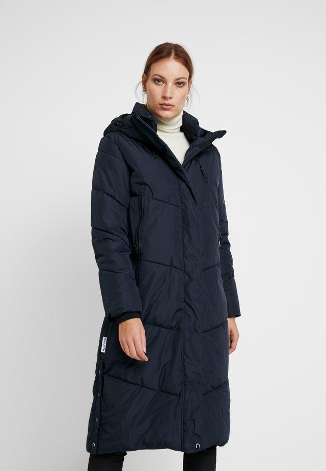 Zimní kabát - navy
