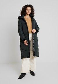 khujo - Winter coat - forest green - 1