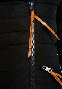 khujo - Abrigo de invierno - black - 7