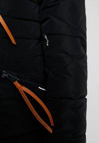 khujo - Abrigo de invierno - black - 5