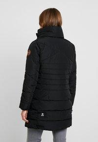 khujo - Abrigo de invierno - black - 2