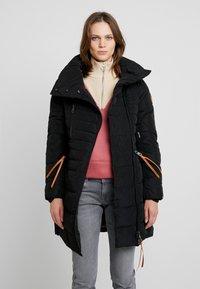 khujo - Abrigo de invierno - black - 0