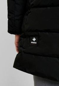 khujo - Abrigo de invierno - black - 4