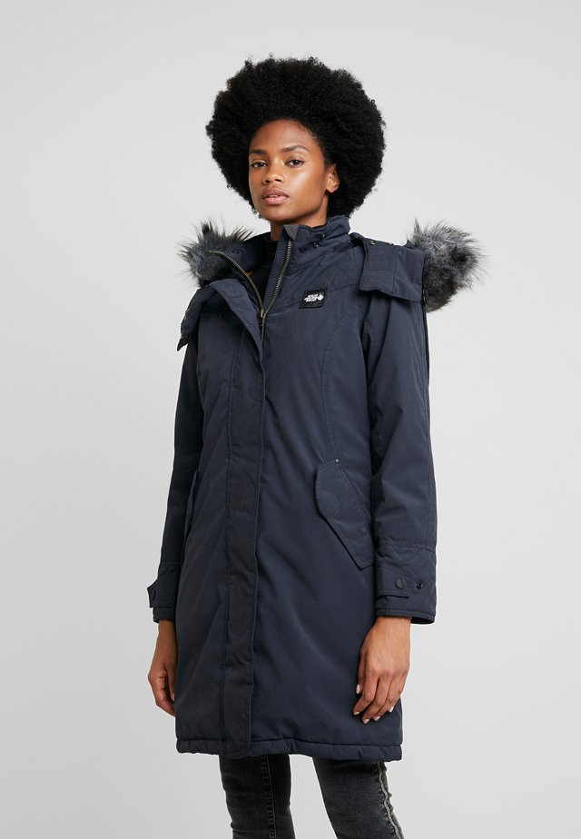 Parka - dark navy