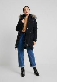 khujo - Abrigo de invierno - peached black - 1