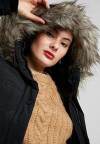 khujo - Abrigo de invierno - peached black - 4