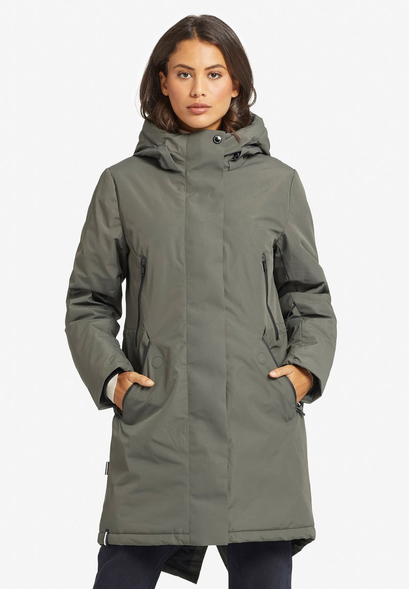 khujo - ELIA - Winter coat - grey