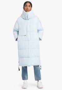khujo - MANTEL JULIETT - Veste d'hiver - light blue - 0