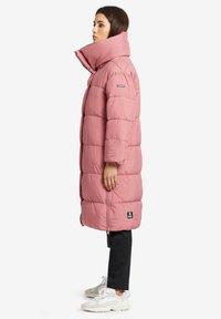 khujo - MANTEL JULIETT - Winter coat - altrosa - 3