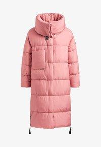 khujo - MANTEL JULIETT - Winter coat - altrosa - 7
