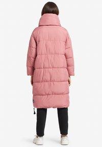 khujo - MANTEL JULIETT - Winter coat - altrosa - 2