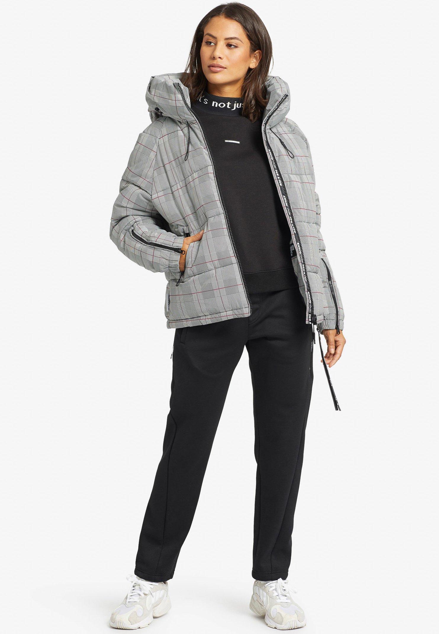 damska kurtka zimowa alexia