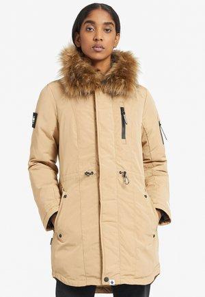 LIZIE - Winter coat - camel
